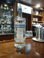 Saaremaa - The local vodka